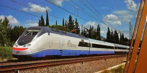 ACME H0 70070 – Treno Prove Alta Velocità RFI – FS Ep. V-VI **Edizione limitata**