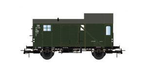 BRAWA H0 49416 – Vagone trasporto bagagli Pwg – DB Ep. III