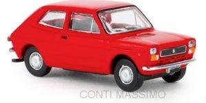 BREKINA 22500 – FIAT 127 (rossa) – 1:87