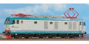 ACME H0 60496 – Locomotiva elettrica E.652.158 livrea XMPR2 FS Trenitalia Ep. VI