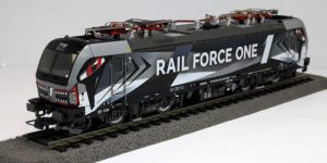 ROCO H0 71927 – Locomotiva elettrica 193 623-6, Rail Force One **DCC SOUND** new