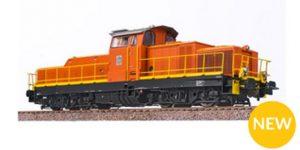 PIKO H0 52845 – Locomotiva Diesel D.145.2016 OML Catania – FS Ep. V *DCC*