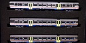 VITRAINS H0 1118 – Set 3 Carrozze 2^ Cl. Livrea DTR – FS Trenitalia  Ep. VI