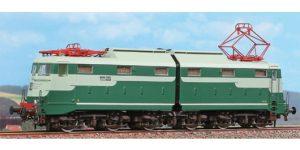 ACME H0 60153 – Locomotiva elettrica E 646.006 stato d'origine – FS Ep. III