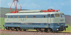 ACME H0 60303 – Locomotiva elettrica E.444.093 Tartaruga, senza baffo rosso – FS Ep. IV