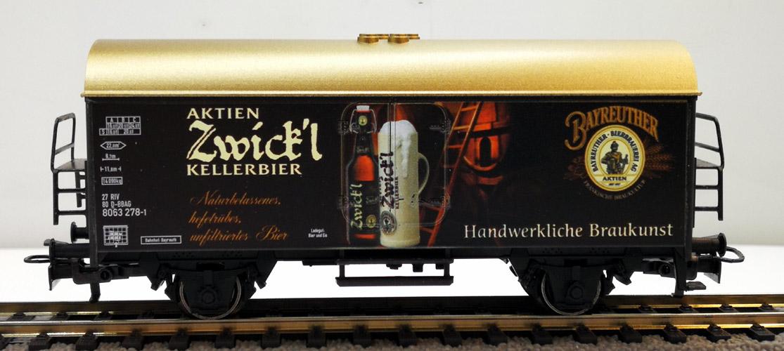 Hovels birra carro di raffreddamento-Märklin HO carro 44205 # e Gebr.