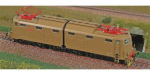 ACME H0 60457 – Locomotiva E.636.251 livrea Isabella, fase finale – FS Ep. VI