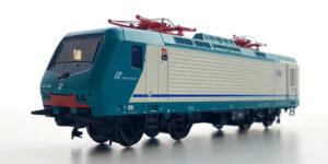 VITRAINS H0 2147X – Locomotiva E.464.566 Livrea XMPR Trenitalia, nuovo PCB – FS Ep. V