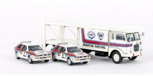 "PIRATA PIBK 58476 – FIAT 643 bisarca ""Lancia Martini Racing"" – 1:87"